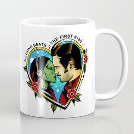 Nothing Beats the Fist Kiss Coffee Mug