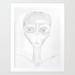 De Casiopea Art Print