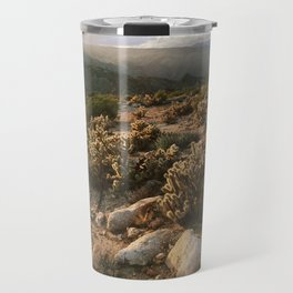 Borrego Desert Sunset Travel Mug