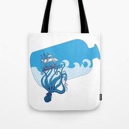 Octo-ship Tote Bag