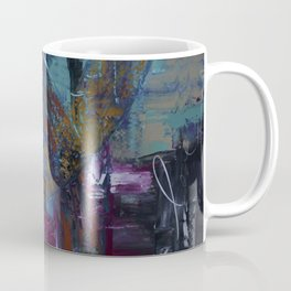 In the Fray Coffee Mug