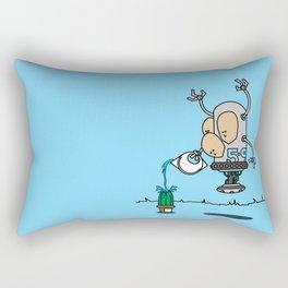 Robot 5-9 Rectangular Pillow