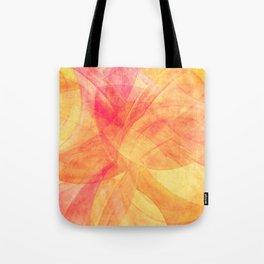 Circular Deconstruction II Tote Bag