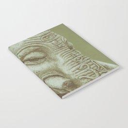 Ganesh green Notebook