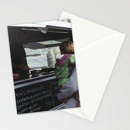 A fresh paleo steak closeup Stationery Cards