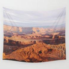 Desert Landscape Wall Tapestry