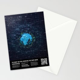 Augmented Reality - World Stationery Cards