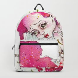The sad Bride Backpack