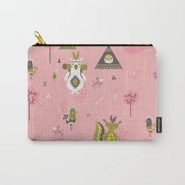 Camp Wichita Girls Carry-All Pouch
