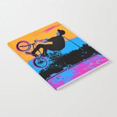 BMX Back-Flip Notebook