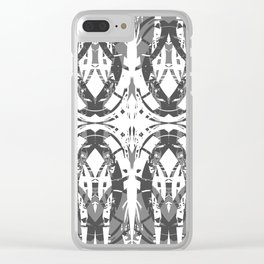82818 Clear iPhone Case