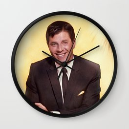 Jerry Lewis, Actor Wall Clock