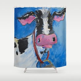 Cattle Call Shower Curtain