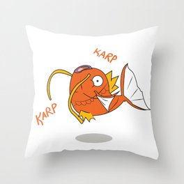 MAGICARP  Throw Pillow