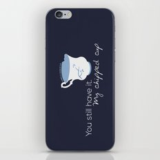 Rumbelle Quote (OUAT) iPhone & iPod Skin
