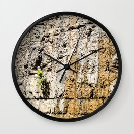 Mountains 1 Wall Clock