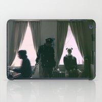 burgundy iPad Cases featuring Burgundy. by mr_iiozo