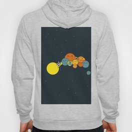 Photo Group Planets Hoody
