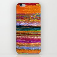 indian iPhone & iPod Skins featuring Indian Colors by Joke Vermeer