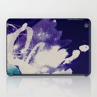 fear iPad Cases featuring Fear by Holly Sharpe