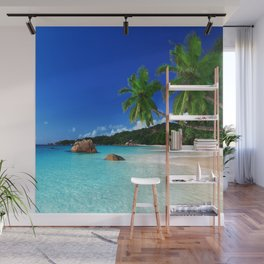 Turquoise Waters Wall Mural