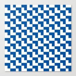 UW Tessellation 2 Canvas Print