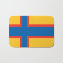 flag of Ingria Bath Mat