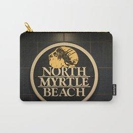NMB Seal Sign Carry-All Pouch