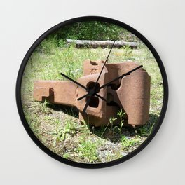 Link to A Bygone Era Wall Clock
