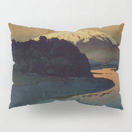 Sunset at Aga Pillow Sham