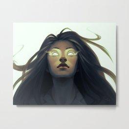 Precognition Metal Print