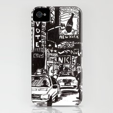 New York New York iPhone (4, 4s) Slim Case