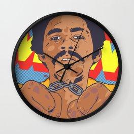 Reggae's Got Soul #2 Still In Chains Wall Clock