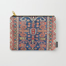 Perepedil Shirvan East Caucasus Rug Print Carry-All Pouch