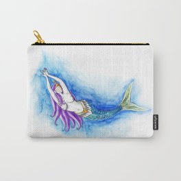 Iemanjá | Sereia | Mermaid Carry-All Pouch