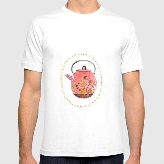 teapot terrarium T-shirt