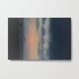 Quietly Exiting II (092016-IMG_8864) Metal Print