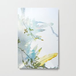 Wish (Dandelion) Metal Print