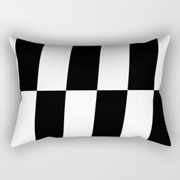 Bias Rectangular Pillow