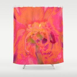 Extreme Cinco de Mayo Rose Shower Curtain
