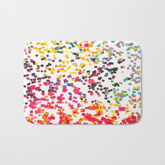 multi Kulti Bath Mat