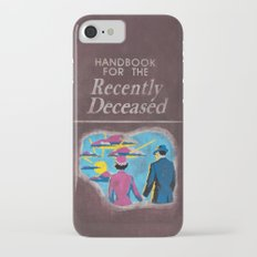 Beetlejuice - Handbook for the recently deceased iPhone 7 Slim Case