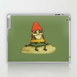 Garden Gnome Laptop & iPad Skin