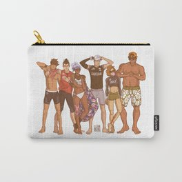 Voltron - Beach Volleyball Carry-All Pouch
