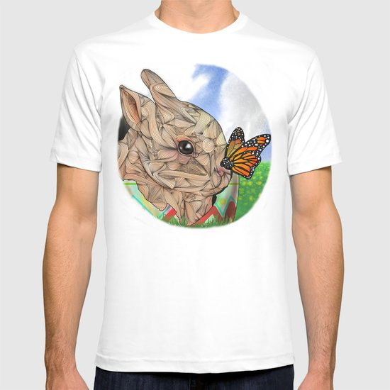 Bunny and Butterfly T-shirt