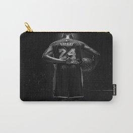 Kobe#Bryant Poster, K.B, Kobe#Bryant Print, 24 Black Mamba Wall Art, FC#Lakers Poster, Basketball Poster Carry-All Pouch