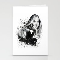cara Stationery Cards featuring Cara by NZL Illustrations