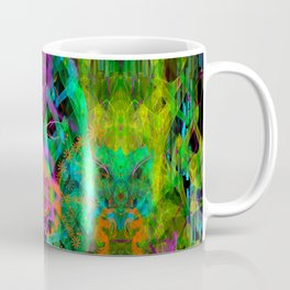 A Trinitarian From Hoag's Object (scifi, visionary) Coffee Mug