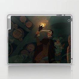 The Cask of Amontillado Laptop & iPad Skin