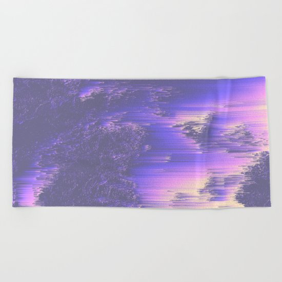 MOONCHILD Beach Towel